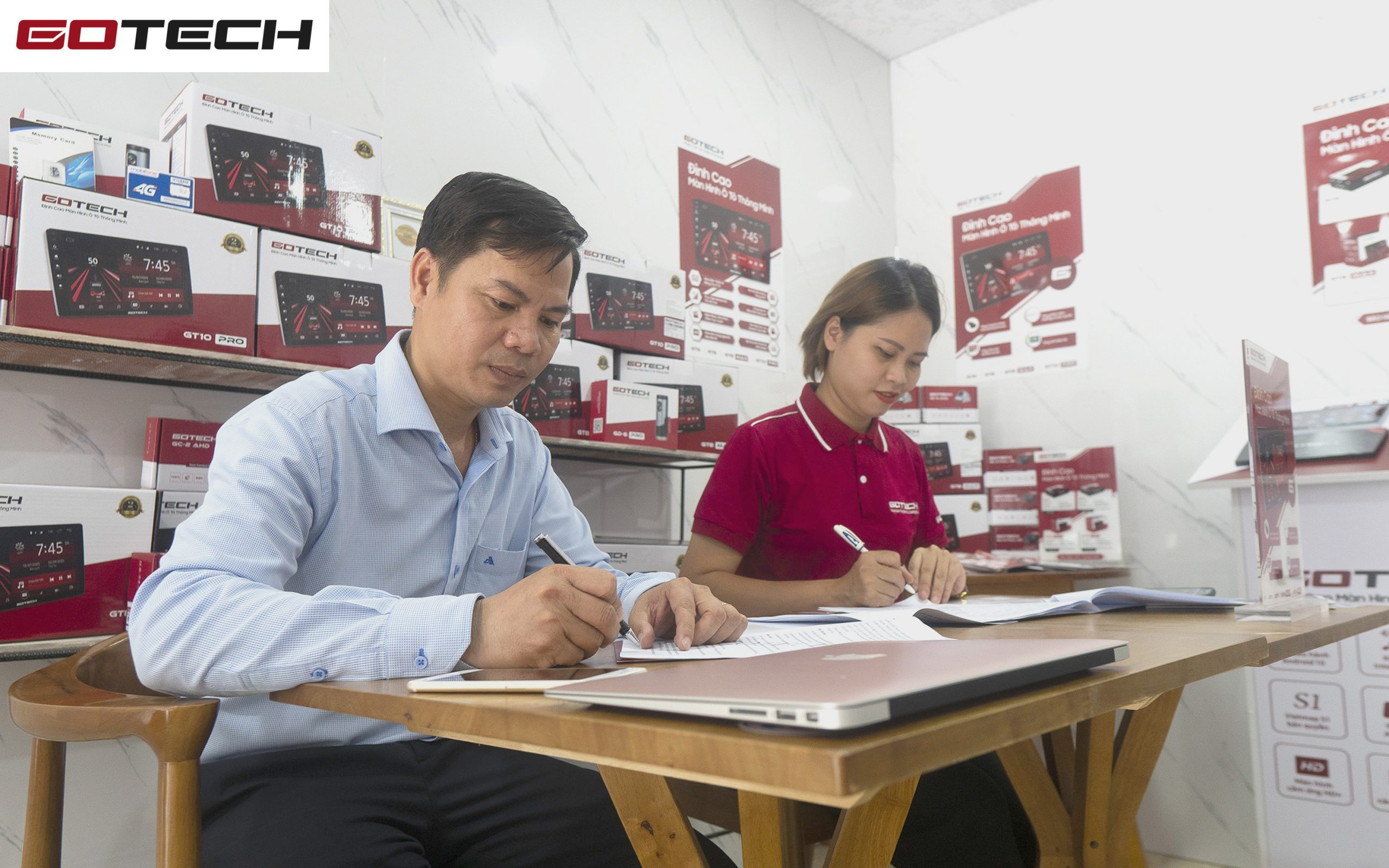 Những hỗ trợ của GOTECH giúp Hưng Phát Auto đem sản phẩm tới gần hơn với khách hàng