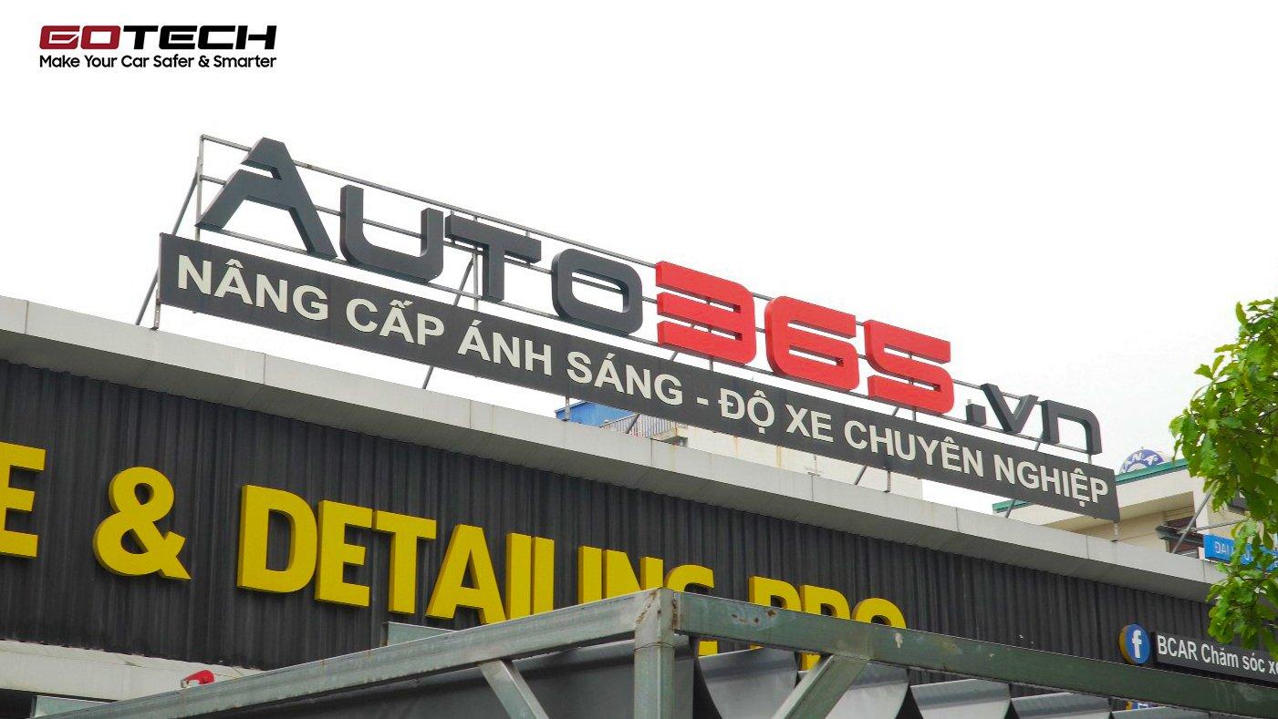 Bcar Auto 365 Quảng Ninh - Đại lý chính hãng phân phối và lắp đặt màn hình GOTECH