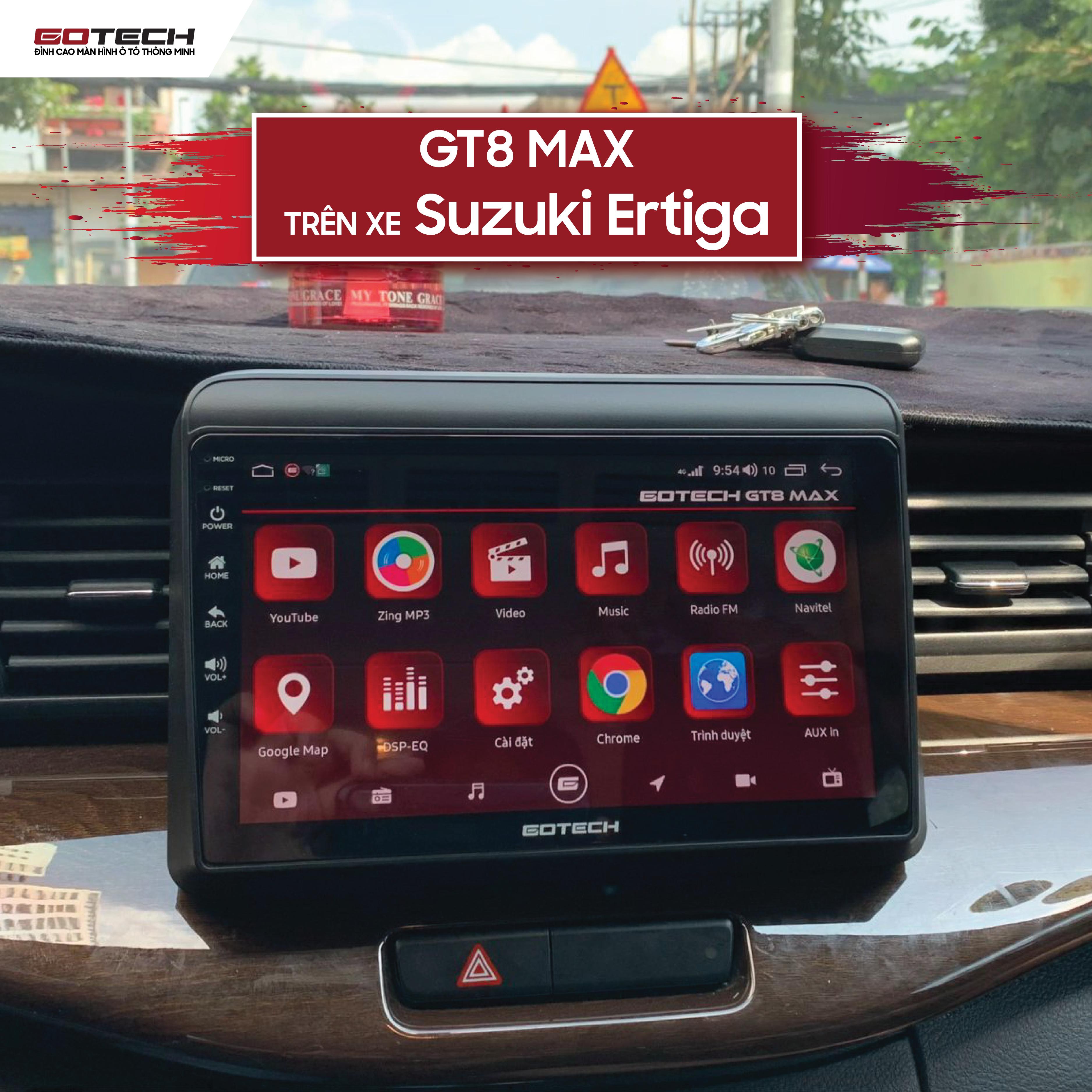 Màn hình Android ô tô cho xe Suzuki Ertiga