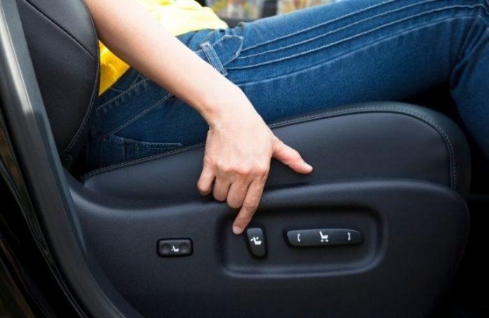 Kinh nghiệm lái xe cho phụ nữ