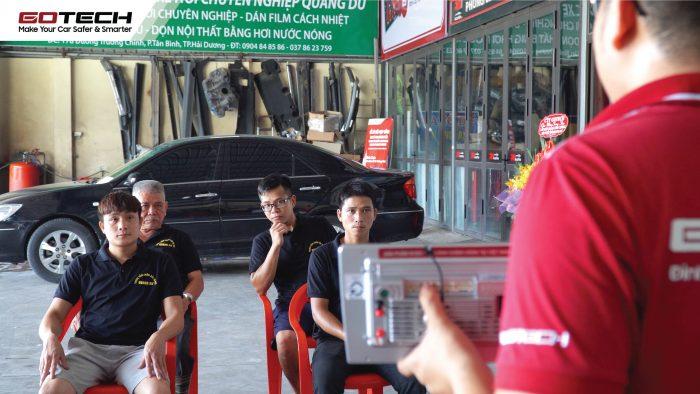 Nội thất ô tô Quang Dư