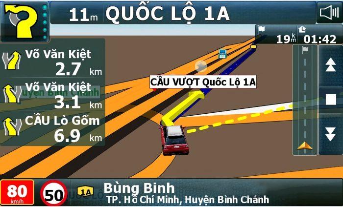 app chỉ đường cho ô tô