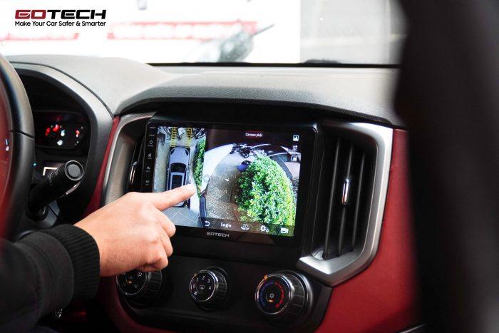 camera 360 độ cho ô tô