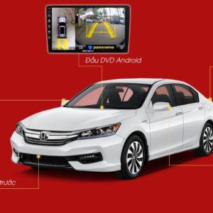 có nên lắp camera 360 độ cho ô tô
