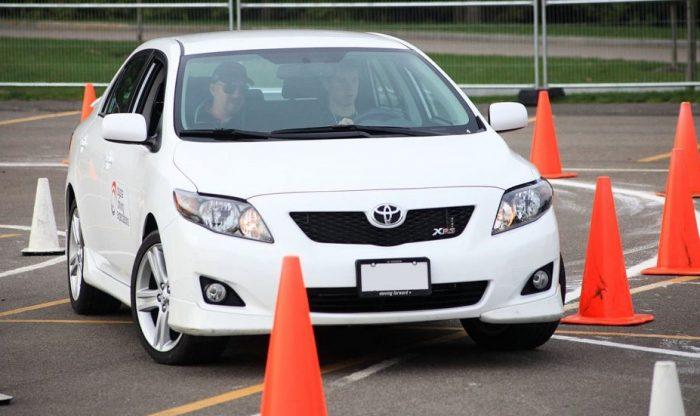 thi bằng lái xe hạng b2