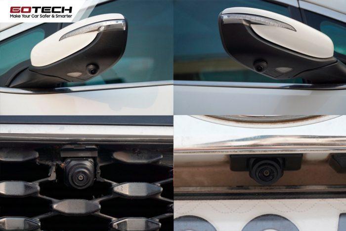 camera ô tô 360 độ