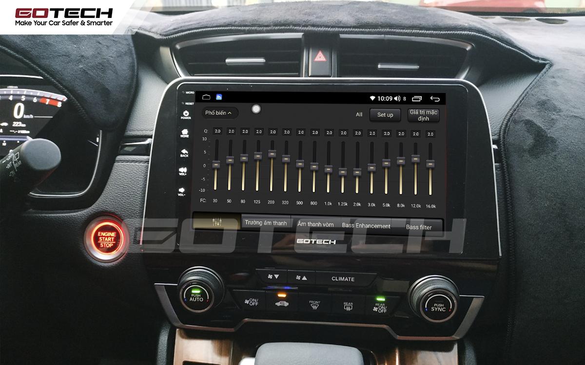 Bộ xử lý âm thanh chất lượng cao mang đến những trải nghiệm âm nhạc theo cách riêng của bạn