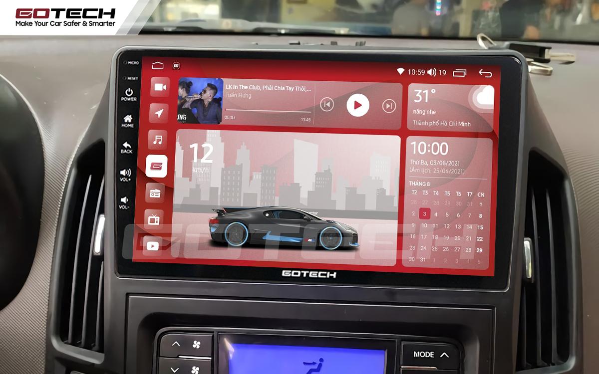 Màn hình rộng 9 inch cho xe Hyundai i30 2008-2013