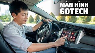[Tinhte.vn] Trên tay màn hình ô tô thông minh GOTECH GT8 Max, xe phổ thông có Apple CarPlay xịn như BMW