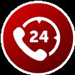 Hỗ trợ khách hàng 24/7