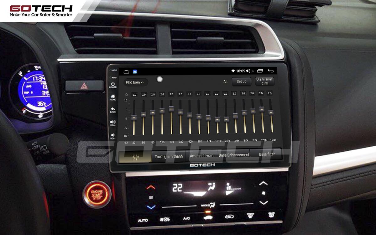 Bộ xử lý âm thanh số DSP trên màn hình ô tô GOTECH