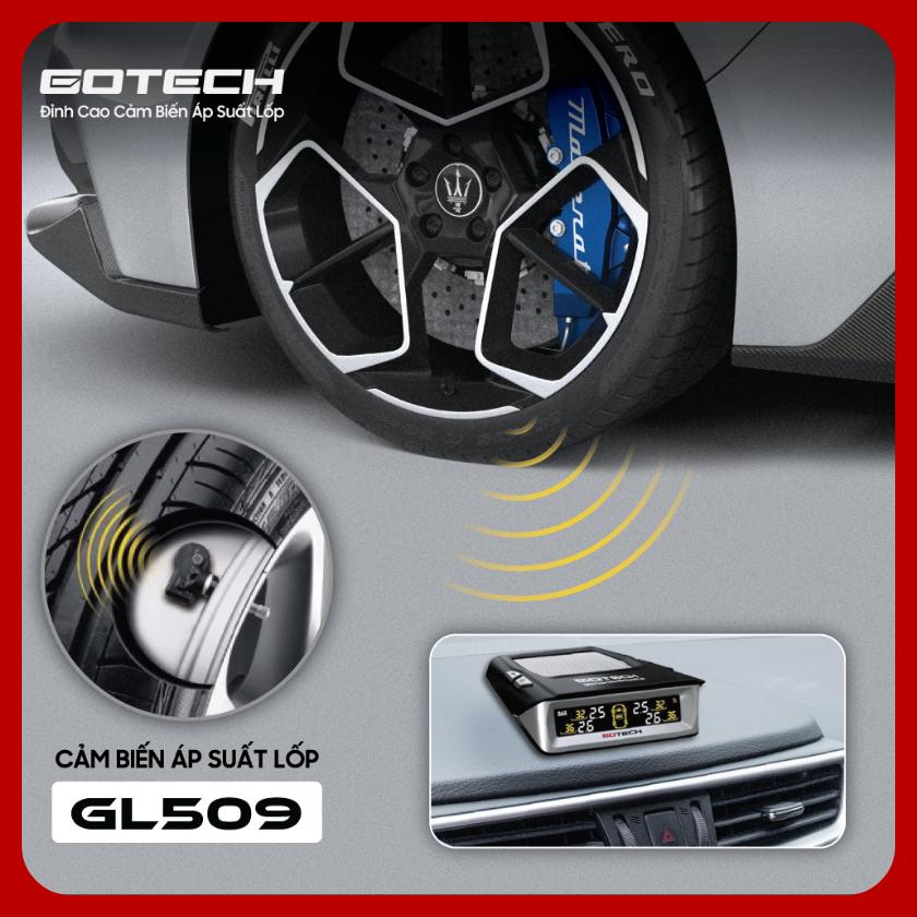 CẢM BIẾN ÁP SUẤT LỐP GOTECH GL509
