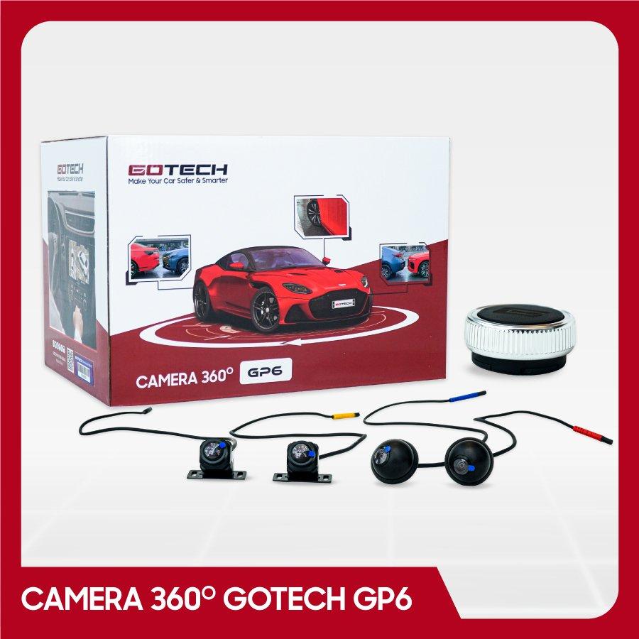Camera 360 ô tô GOTECH GP6