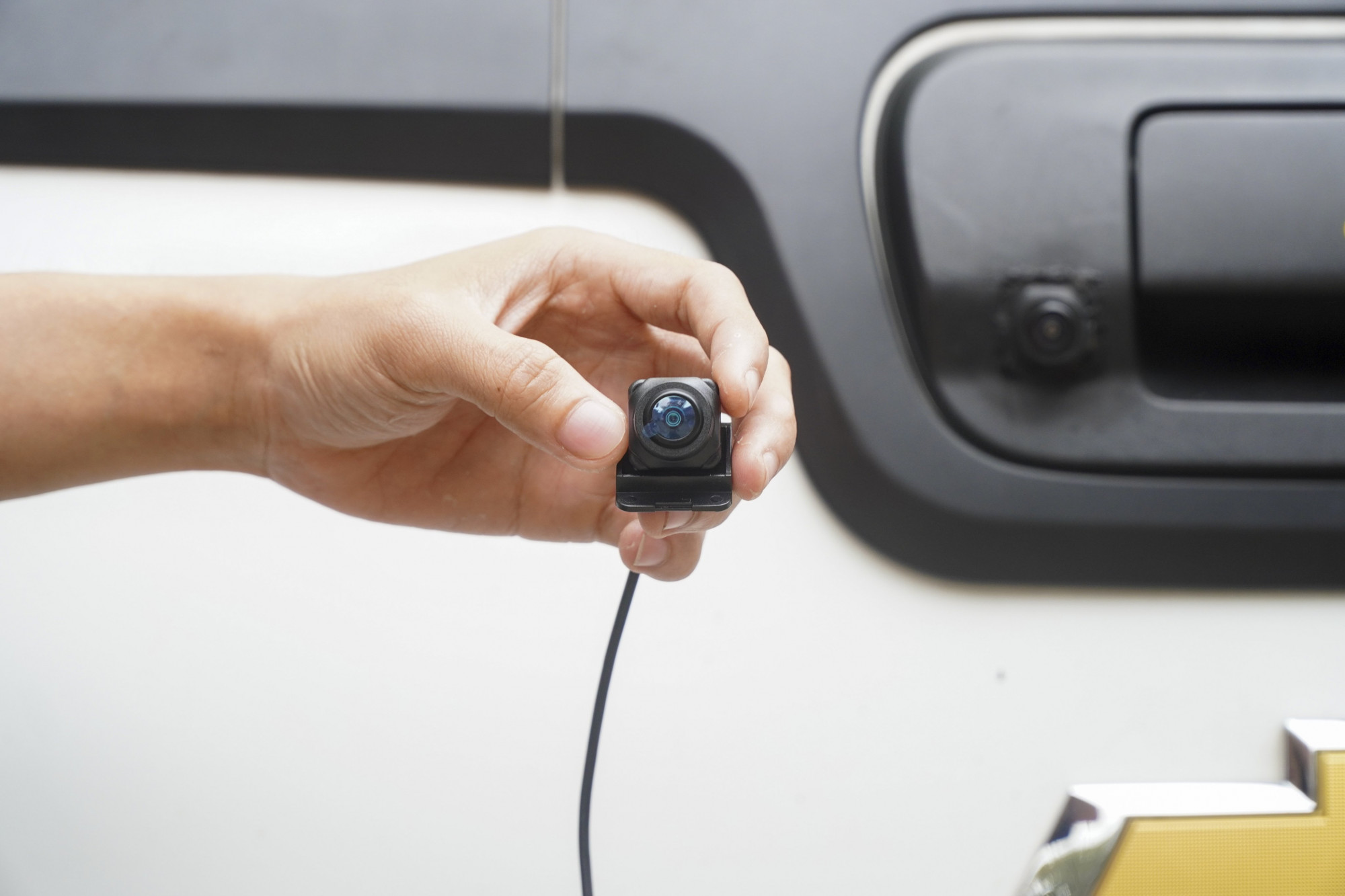 Lắp camera 360 độ ô tô