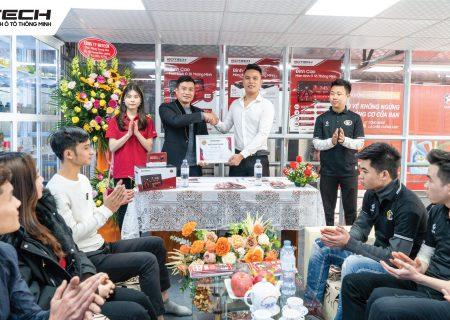 GOTECH bắt tay cùng Văn Long Auto mở rộng thị trường tại Hà Nội