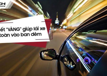 Lái xe ô tô ban đêm
